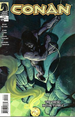 Conan Comic 19 Dark Horse 2005 Busiek Nord Stewart   The Thing In The Temple