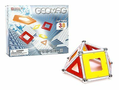 Geomag 151 - Just Panel - 38 Teile - Panels - NEU