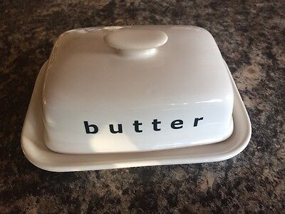 """Pure creativity  """" Cooks and Co """" butter dish to keep your butter soft"""