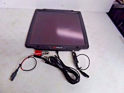 Schumacher SP-400 4.8W Solar Battery Charger Maintainer Bundle FREE SHIPPING!