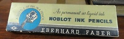 SANFORD - EBERHARD FABER NOBLOT INK PENCIL #705 2 pencils in box
