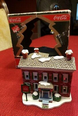 Coca Cola Trim a Tree Collection Christmas Ornament 1991 Early Bottling Company