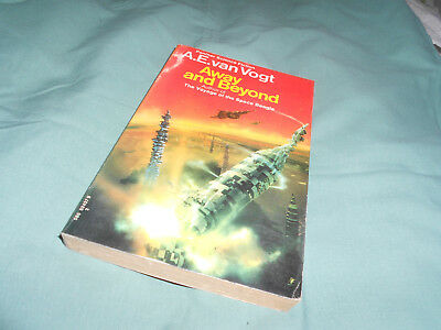Away and Beyond by A. E. van Vogt (Paperback, 1973)
