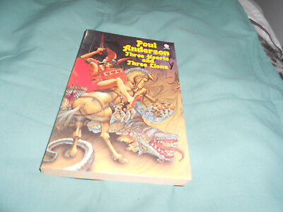 Three Hearts and Three Lions by Poul Anderson (Paperback, 1961)