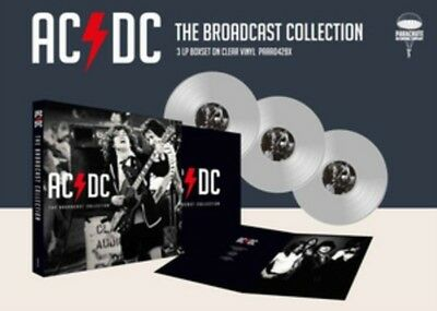 The Ac/Dc Broadcast Collection, Dc, Vinyl, 0803343133752