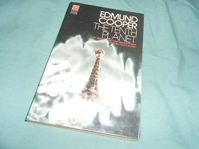 Tenth Planet by Edmund Cooper (paperback 1976)