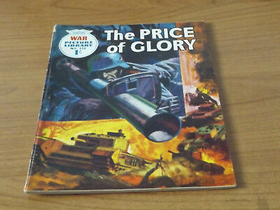 WAR PICTURE LIBRARY NO 468!,dated 1968!,GOOD for age,great 49!YEAR OLD issue.