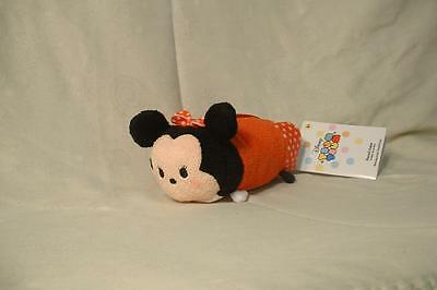 """Disney Minnie Mouse Tsum Tsum Plush Pencil Case 7"""" Long  New with tags attached"""