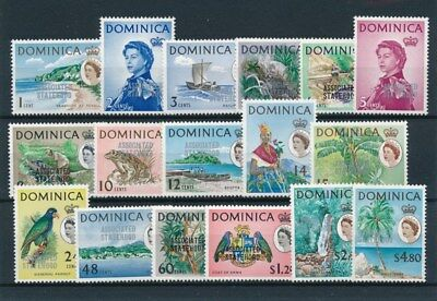 [83968] Dominica good lot Very Fine MNH stamps