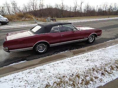 1966 Oldsmobile Eighty-Eight  1966 Oldsmobile Delta 88 Convertible  455 Fuel Injected SUPER CLEAN !!!