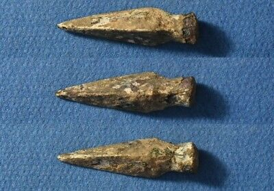 Judaea, Persian Achaemenid Empire bronze Arrowhead 6-4cen. BC Judea Arrow Head.
