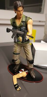Resident Evil FIGURE CARLOS OLIVIERA MOBY DICK CAPCOM