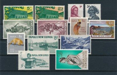 [85503] Papua & New Guinea good lot Very Fine MNH stamps
