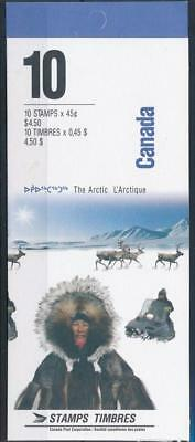 [102912] Canada 1995 Good complete booklet Very Fine MNH