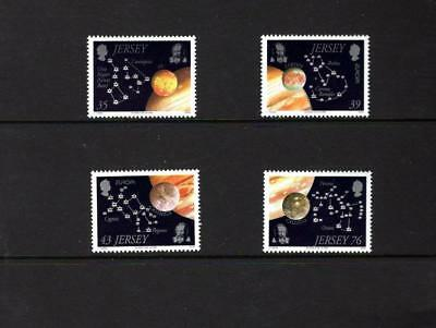 (X401) Jersey 2009 Astronomy  Set  Mnh Much More Listed