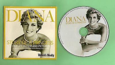 #d32.  Dvd  -  Princess Diana , Story Of A Princess