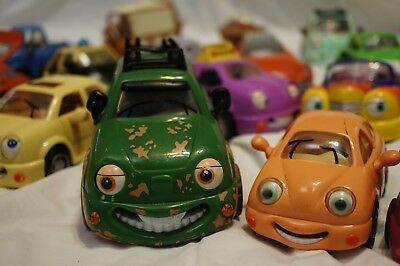 Collectible Toy Cars From Chevron