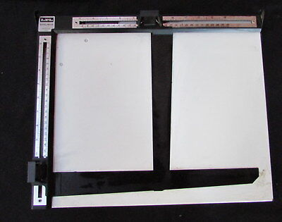 """LPL Masking Easel for Enlarger Luxe Photo Laboratory 14"""" X 11"""""""