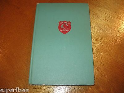 Hickory Dickory Death by Agatha Christie 1955 Red Badge Detective