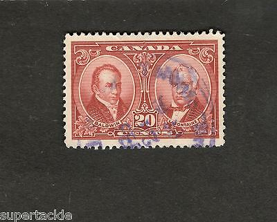 1927 Canada SCOTT #148 F-VF Θ used Historical stamp 20 cent stamp