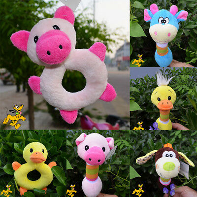 Cute Pet Puppy Chew Play Squeaker SqueakyPlush Sound For Dog Toys Funny