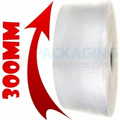 300mm x 100M Small Bubble Wrap Rolls New Packing Material