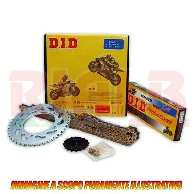 DID Chain & Sprocket Kit for BMW F650 GS (JTR3.41 for 10.5mm bolts) K72 - 2010