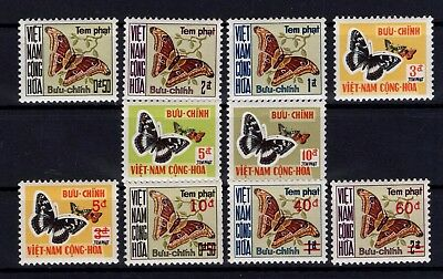 Zp48910 / South Vietnam / Postage Due / Mi # 15 / 24 Neufs ** / Mnh