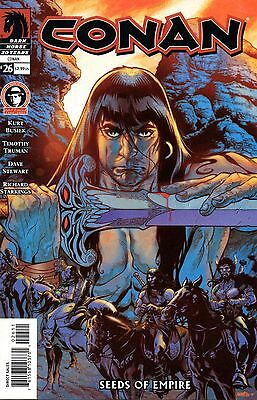 Conan Comic 26 Dark Horse 2006 Busiek Truman Stewart Starkings   Seeds of Empire