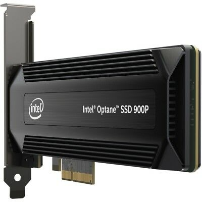 Intel Optane 900P 480 GB Internal Solid State Drive - PCI Express - Plug-in Card