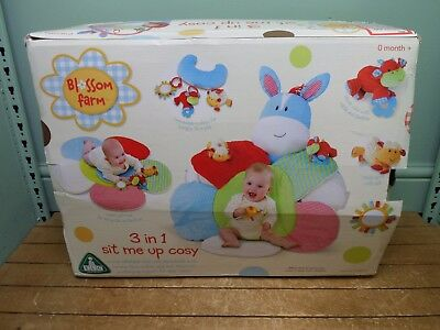 Early Learning Centre 3 in 1 Sit me up Cosy - Blossom Farm