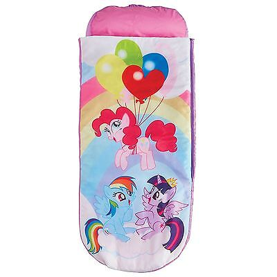 My Little Pony Junior Ready Bed Sleepover Airbed Foot Pump Travel Bag Included