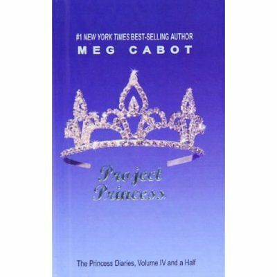 Project Princess - Library Binding NEW Meg Cabot 2003-07-22