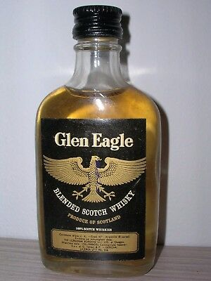 MINIATURA COLLECTION WHISKY GLEN EAGLE cl.4 gr.43