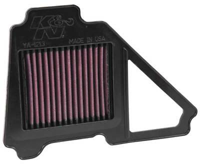 Kn Air Filter Replacement For Yamaha Ybr125; 2013-2014