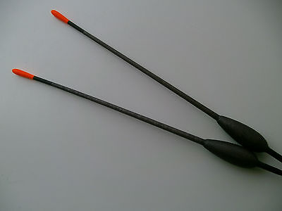 2 x MIDDY DRIFTER BODIED WAGGLER FLOATS  (2904)
