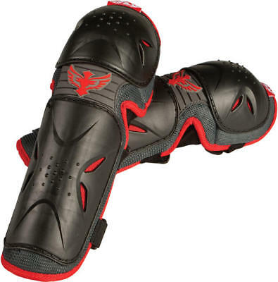 Fly Racing Flex II Elbow Guards Black/Red