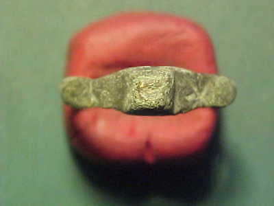 British found Roman bronze ring circa 200-400 AD