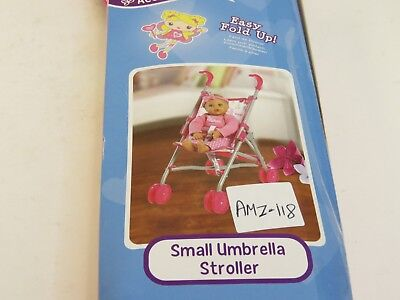 Adora Doll Accessories My First Doll Small Umbrella Toy Play Stroller #AMZ118