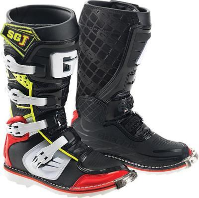 Gaerne Youth SG-J Boots Red/Yellow/Black 5 US