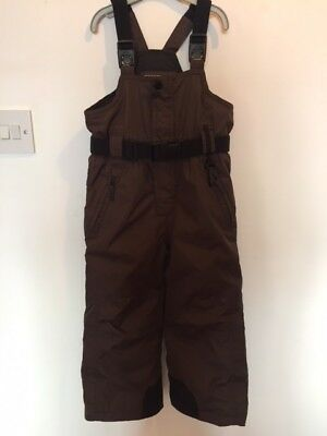 Boys Salopettes Poivre Blanc Age 4 years Only Worn once