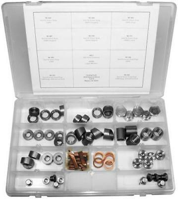 Feuling Oxygen Sensor Bungs & Plugs Assortment Stainless Steel