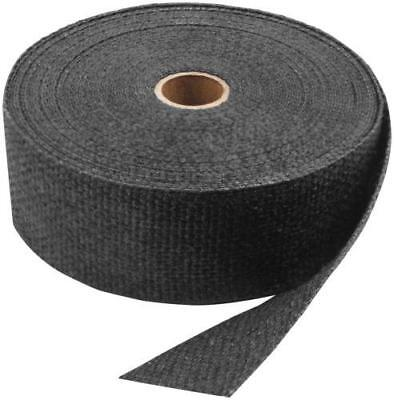 "Thermo Tec Exhaust Wrap Black 2"" x 50' Roll"