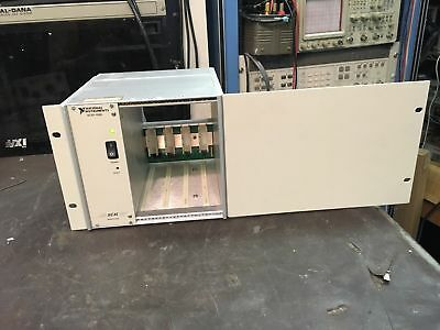 National Instruments SCXI-1000 Four Slot SCXI Mainframe With Rackmount