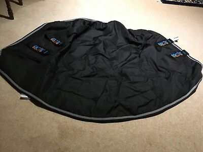 PREMIER EQUINE TRIO NECK COVER 200g  L  - NEW to fit over 6ft 6in