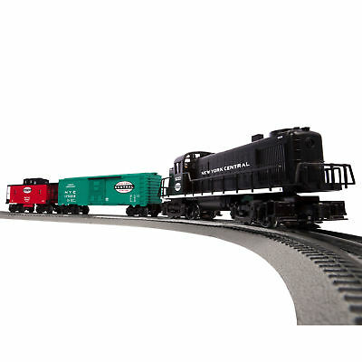 Lionel Trains New York Central RS-3 O Gauge Ready to Play LionChief Train Set