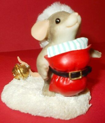"""Charming Tails """"santa Imposter """" 98/236 - Special Edition"""