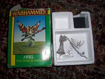 Ariel Mage Queen of Loren  (Warhammer Fantasy Battles, Games Workshop)