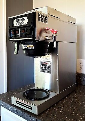BUNN O Matic STF-20 3 S Series 12 cup Automatic Coffee Brewer With Three Burners