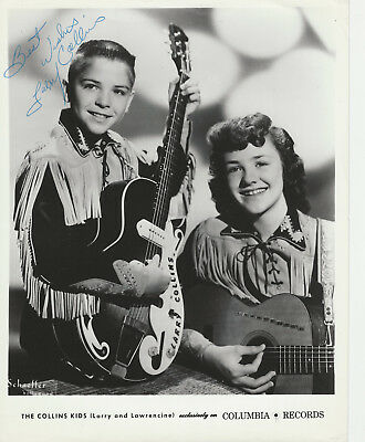 Larry Collins Kids, Jack Kingston + More 8x10 Promo Pics- Grand Ole Opry